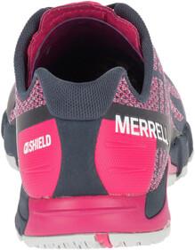 Merrell Bare Access Flex Shield Shoes Dame neon vapor